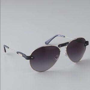 Chloé Oversized Tamaris Aviator Sunglasses